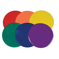 Monster 12'' Rainbow Poly Spot Marker Set (XLMPSET)