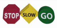 Traffic Safety Spot Markers Set