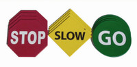 Traffic Safety Spot Markers Set