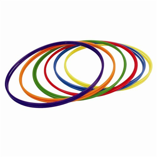 Champion Sports Plastic Agility Hoops
