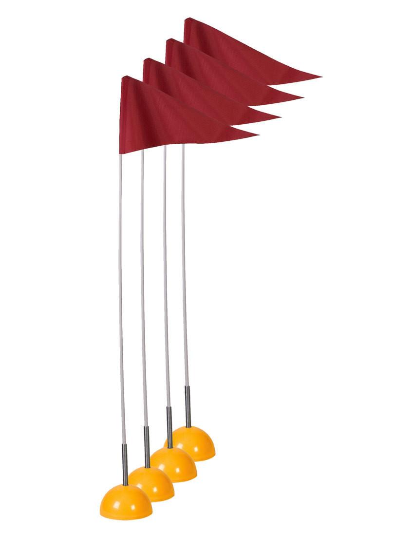 Champion Sports Portable Corner Flags