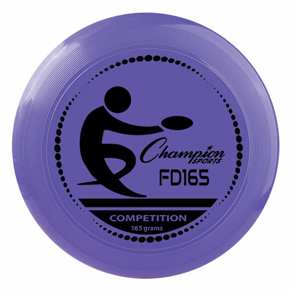 Champion Sports Flying Frisbee Disc