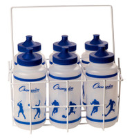 Champion Sports Economy Water Bottle Set W/ Carrier