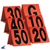 Champro Sports Football Sideline Yard Markers