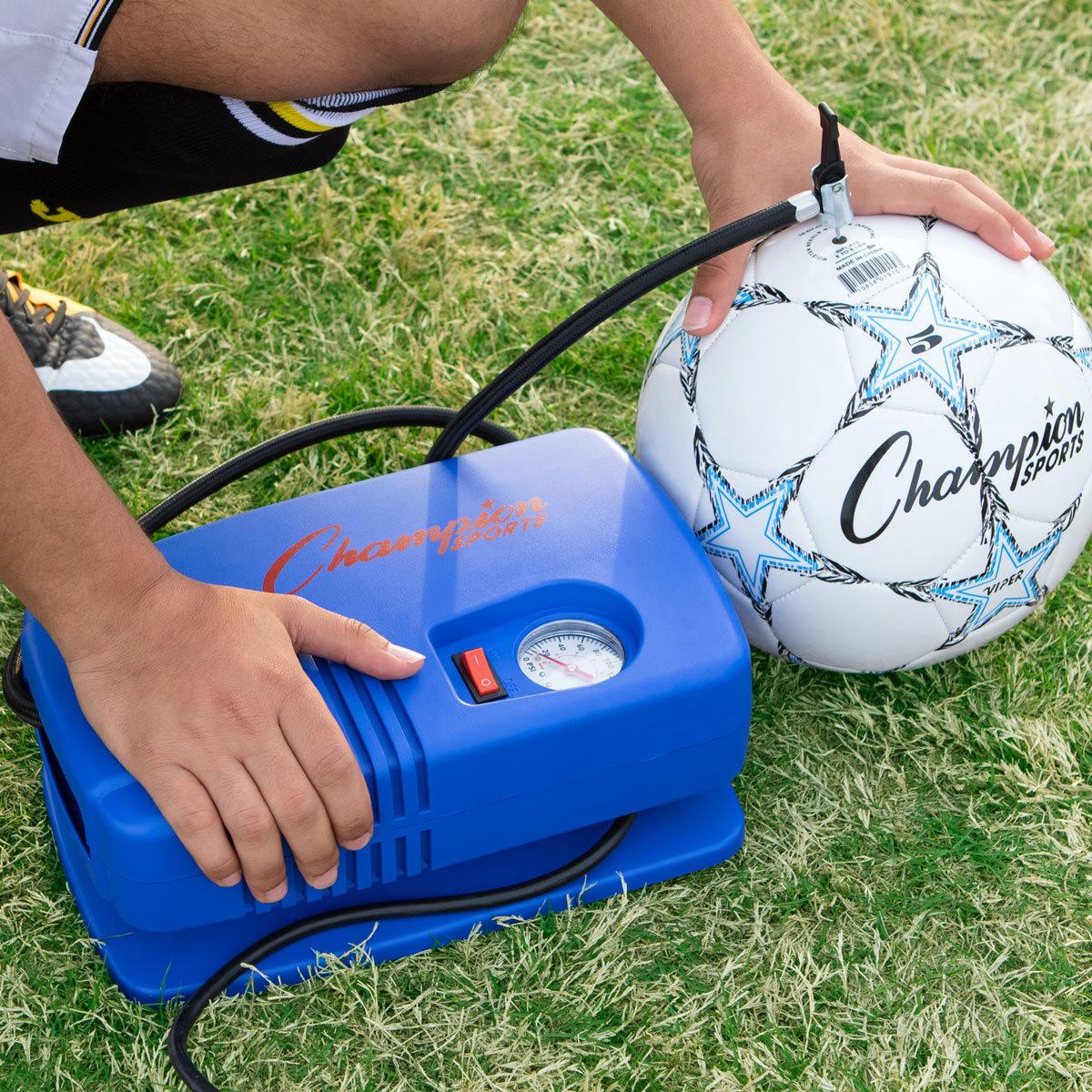 Champion Sports EP1500 Ball Inflator