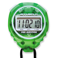 Accusplit Clear Pro Survivor Stopwatch