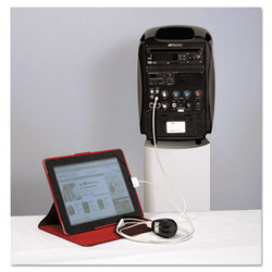 APLSW720   AMPLIVOX PORTABLE SOUND SYS