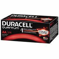 243-QU1500BKD | Duracell Quantum Alkaline Batteries