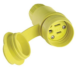 309-15W47 | Cooper Wiring Devices Watertight Plugs and Receptacles