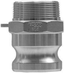 238-G500-F-AL | Dixon Valve Global Type F Adapters