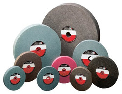 421-35073   CGW Abrasives Bench Wheels, Brown Alum Oxide, Carton Pack