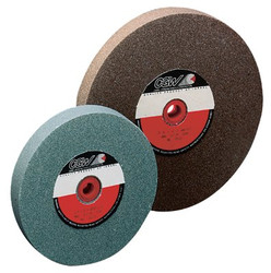 421-38524 | CGW Abrasives Bench Wheels, Green Silicon Carbide, Single Pack