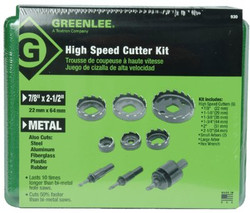 332-930 | Greenlee Ultra Cutter Kits