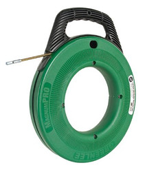 332-FTFS439-100 | Greenlee Flex-O-Twist Flexible Steel Fish Tapes