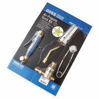 328-KP-104-H | Goss Brass Extension Torch Kits