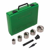 332-7905SBSP | Greenlee SPEED PUNCHING Tool Kits