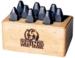 337-21770 | C.H. Hanson Rhino Letter Stamp Sets