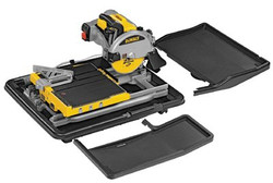 115-D24000 | DeWalt Wet Tile Saws