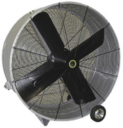 063-60019 | Airmaster Fan Company Portable Belt Drive Mancoolers
