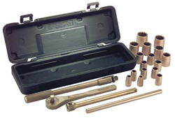 065-W-260 | Ampco Safety Tools 21 Piece Socket Sets
