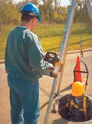 098-8300030 | DBI/Sala Salalift II & Tripod Rescue System