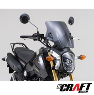 DAYTONA Wind Shield for Grom - Dark Smoke