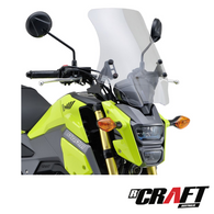DAYTONA Wind Shield for Grom - Clear
