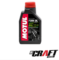 MOTUL FORK OIL EXPERT 15W MEDIUM/HEAVY - 1 Litre