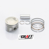 KITACO High Comp Piston Set 50cc