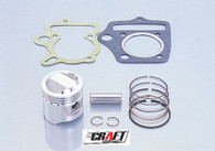 KITACO Light Bore Up Piston Kit 75cc