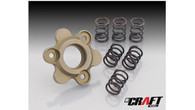 KITACO Heavy Duty Clutch Springs for Grom with Retainer