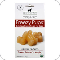 Natural, Organic Dog Treats