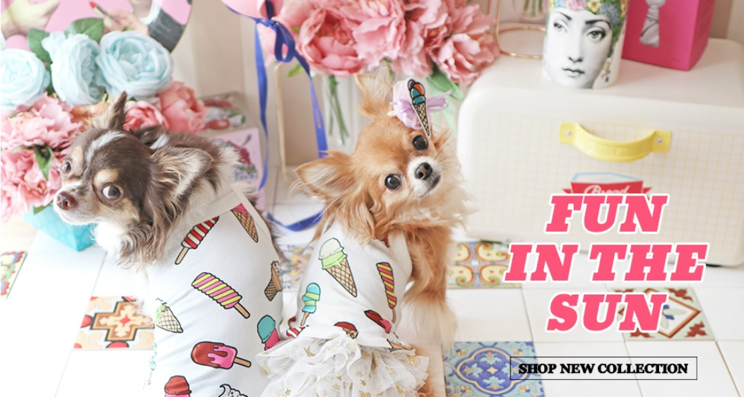 cheaper ec94b 7725b Dog Clothes | Dog Accessories | FunnyFur