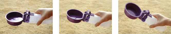 Water Rover Portable Pet Bowl