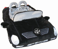 Furcedes Car Dog Bed