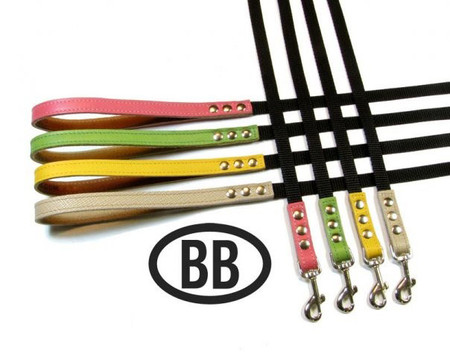 Buddy Belts Leather Dog Leashes Special Edition