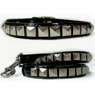 Rockstar Dog Collar & Lead