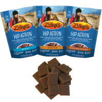 Zukes Hip Action Natural Dog Treats