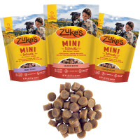Zukes Mini Natural Dog Treats