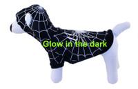Glow in the Dark Spiderdog Costume