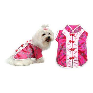 Chinese Cutie Dog Costume