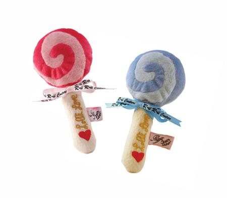 Lolli Love Lollipop Dog Toy