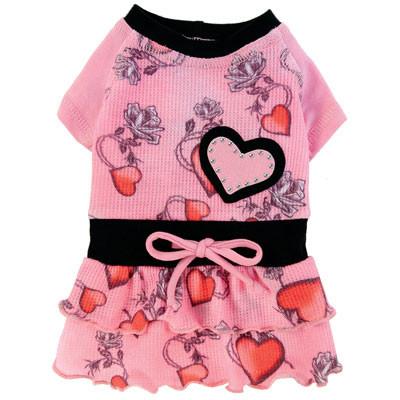 Love & Rock Dog Dress