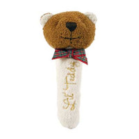 """Lil Teddy"" Teddy Bear Dog Toy"