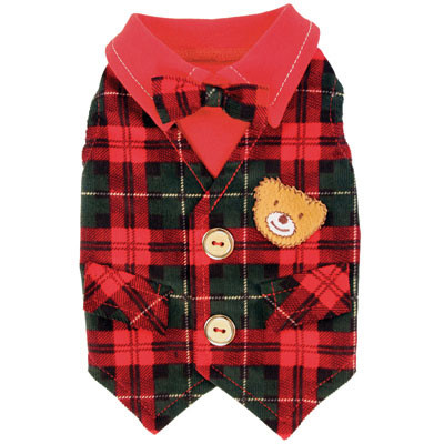 Lil Teddy Dog Vest
