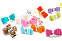 Ultrasuede Hair Bows
