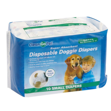 Disposable Doggie Diapers