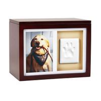Pawprints Pet Memory Box