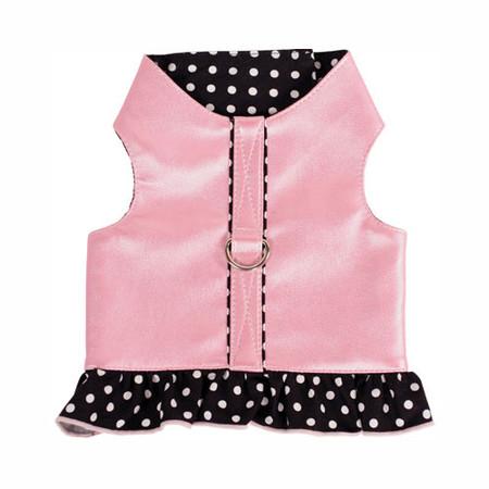 Pearl Polka Dot Harness Dress