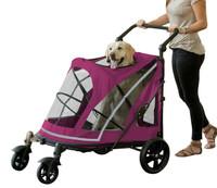 No-Zip Expedition Pet Stroller